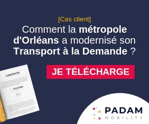 Actualités du Transport à la Demande | Padam Mobility
