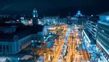 Maas à Helsinki