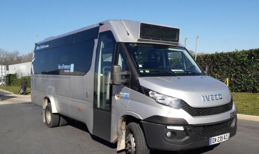 Transport à la Demande IDF