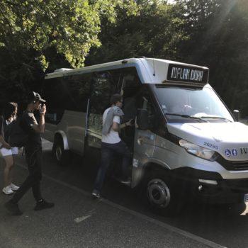 Transport à la demande: Saint-Nom