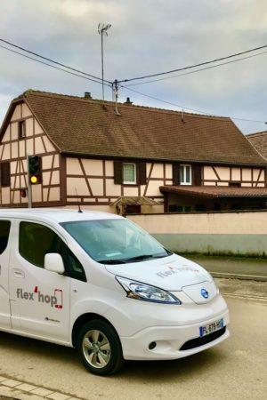 Transport à la Demande Lyon Strasbourg