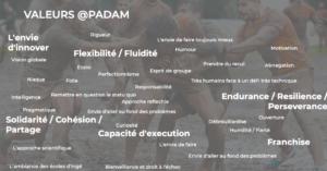 Les valeurs @Padam