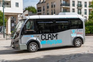 Navettes Clam'Express