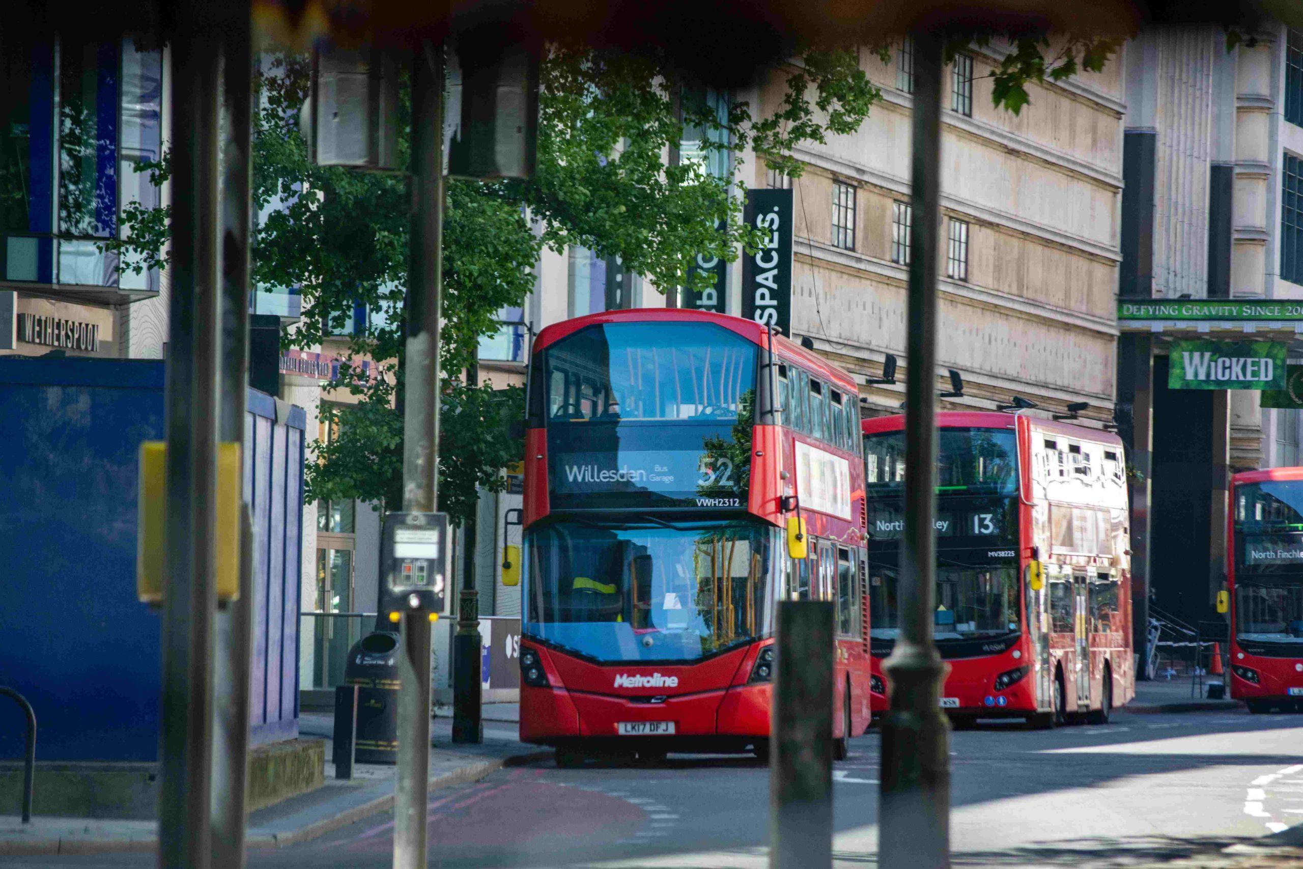 Öffentlicher Verkehr im Vereinigten Königreich